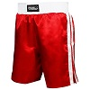 FIGHT-FIT - Box Shorts / Rot-Weiss / Small