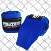 FIGHTERS - Boxbandagen / 450 cm / Elastisch / Blau