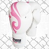 FIGHTERS - Boxhandschuhe / Lady Style / Weiss-Pink / 12 oz