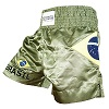 FIGHTERS - Muay Thai Shorts / Brasilien