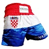 FIGHTERS - Muay Thai Shorts / Kroatien-Hrvatska / Grb