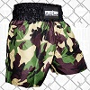 FIGHTERS - Muay Thai Shorts / Warrior / Camouflage
