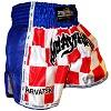 FIGHTERS - Pantalones Muay Thai / Croacia-Hrvatska / Elite
