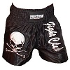 FIGHTERS - Muay Thai Shorts / Fight Club / Schwarz / Small