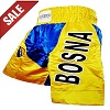 FIGHTERS - Short de Muay Thai / K-1 / Bosnie-Bosna