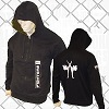 FIGHTERS - Hoody / Striker / Schwarz / Medium