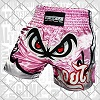 FIGHTERS - Muay Thai Shorts / Bad Girl / Pink