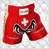 FIGHTERS - Muay Thai Shorts / Swiss  / No Fear