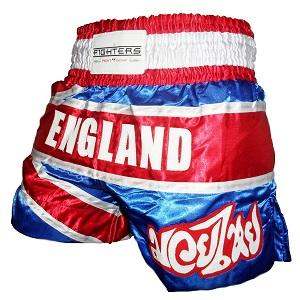 FIGHTERS - Muay Thai Shorts / England / Small